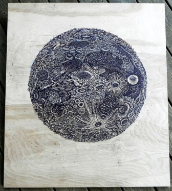 Tugboat Printshop - Full Moon