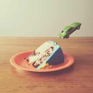 Cakewalk - Brock Davies