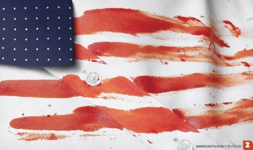 American Psycho Ad