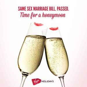 Virgin Gay Marriage