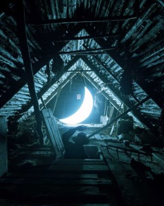 Private Moon (attic) - Leonid Tishkov and Boris Bendikov
