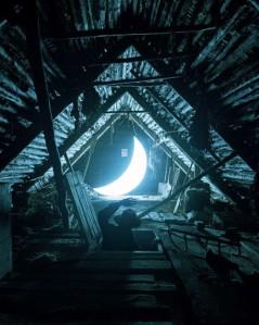 Private Moon (attic) - Leonid Tishkov and Boris Bendikov