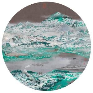 Scenic Landfill (Green Clouds) - Yao Lu