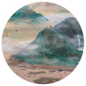 Scenic Landfill (Misty Lake) - Yao Lu