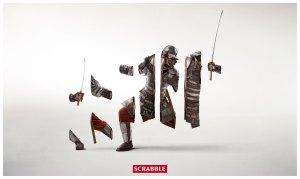 Scrabble - Samurai