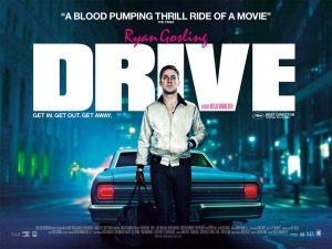 Drive poster (Scorpian)
