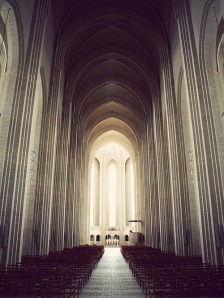 Grundtvigs Church (Nave) - Kim Høltermand
