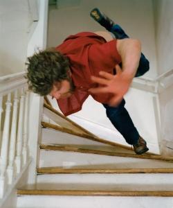 Kerry Skarbakka - Stairs