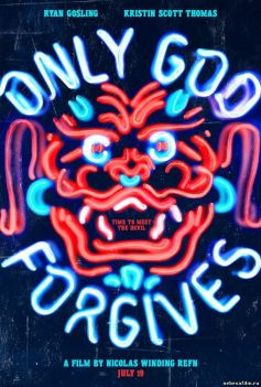 Only God Forgives poster (neon)