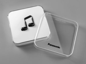 Panasonic packaging