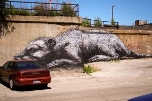 Roa - Pilsen, Chicago (Left)