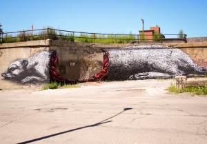 Roa - Pilsen, Chicago (Right)