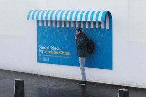 IBM billboard - Shelter