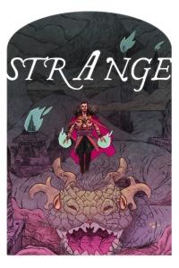 Jake Wyatt - Dr Strange