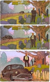 Jake Wyatt - Grave