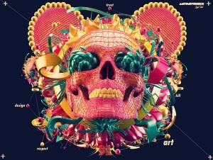 Antoni Tudisco - Skull