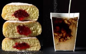 Beth Galton - Doughnut and Coffee