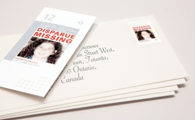 Missing person stamps