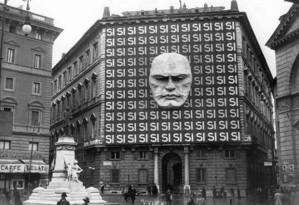 Mussolini Headquarters