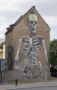 Aryz - CityLeaks, Cologne
