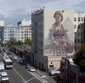 Aryz - San Francisco