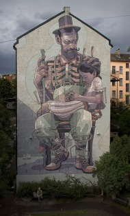 Aryz - Urban Samtidskundst, Oslo