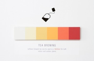 Changing colour - Marin Dearie - Shades of change (Tea)