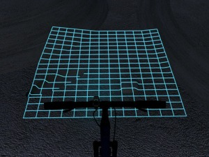 Lumigrid obstacle