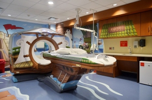 Pirate CT Scanner