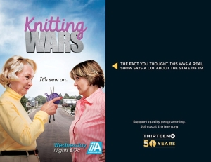 Thirteen -Reality - Knitting Wars