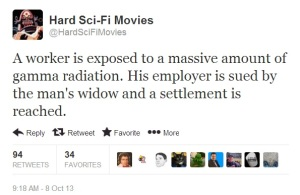 hard sci fi movies - The hulk