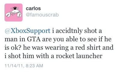 Carlos the Crab - GTA V