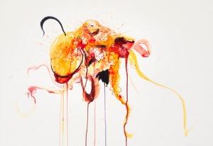 Octopus (orange) - David White