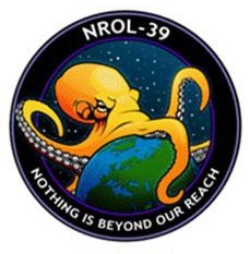 Tentacles - NROL-39 (National Reconnaissance Office)