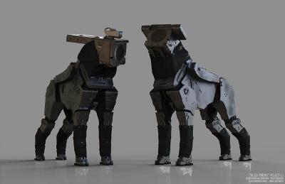 Vitaly Bulgarov - Black Phoenix - Scout Dogs