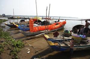 Buddhist Bug Project - Anida Yoeu Ali (Boats)