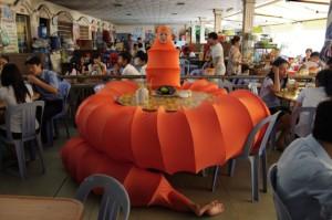 Buddhist Bug Project - Anida Yoeu Ali (Cafe)