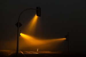 Lucas Zimmermann - Traffic Light (Orange)