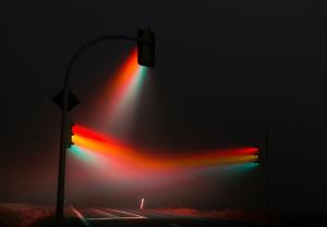 Lucas Zimmermann - Traffic Light (Red Orange Green)