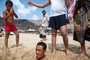 Maciej Dakowicz  - Aden, Yemen