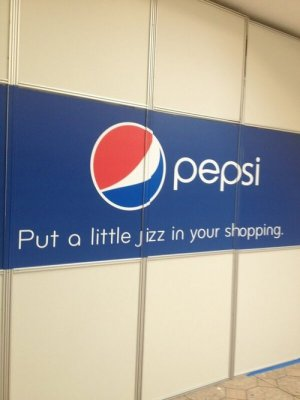Pepsi - Shopping Jizz
