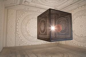 Intersections - Anila Quayyum Agha (close)
