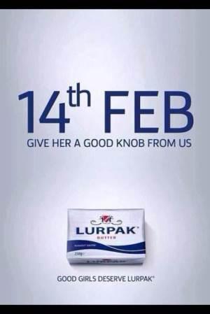 Lurpack valentines