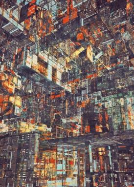 Mega Structure 1 - Atelier Olschinsky