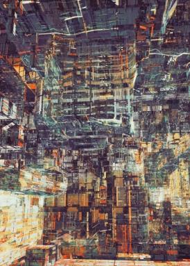Mega Structure 2 - Atelier Olschinsky