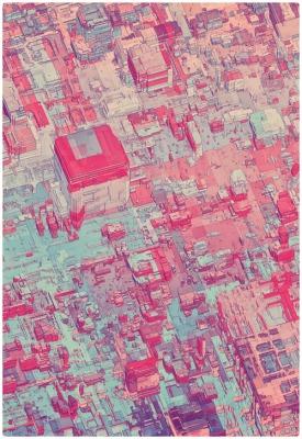Pixel City 2 - Atelier Olschinsky