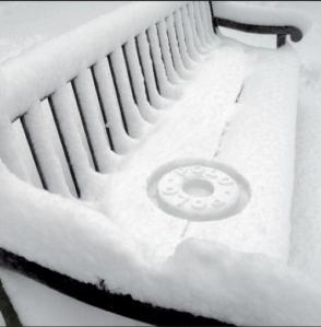 Polo bench