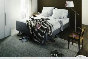 Villaarena ad bedroom (after)