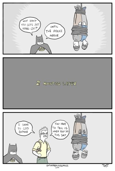 Batman - Hang Out