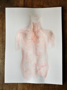 Fernanda Uribe - Abrazos:Dasein (body)